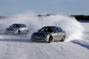 Какие машины подходят для зимних поездок
